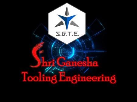 Sangmeshwar N. Madarde (Founder / Owner) Gunvant A. Sonavane (Design Engineer)
