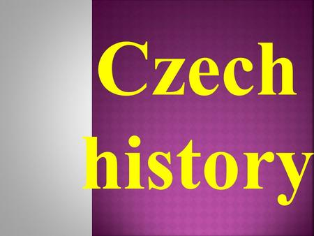 ↑ 1918 – T.G. Masaryk – 1 st president of Czechoslovakia ← 1939 – Jan Opletal was killed 1933 – 1945 Adolf Hitler German dictator ↓ ↑ 1938 - 1945 -