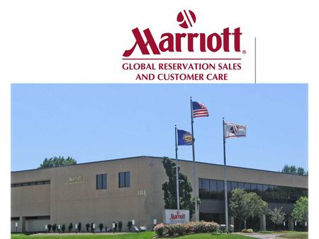 About Marriott Reservation Center Marriott Reservation Sales and Customer Care has approximately 1,100 associates. We have been in the Omaha community.