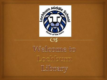   Mrs. Moffett!  Librarian Schedule  Ms. Richardson M-F 8-11  Mrs. Moffett M-F 11-3  Internet Policy Forms  Library Website What's new and improved.