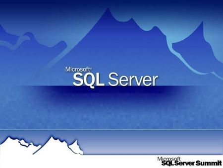 Developing SQL Server 2000 Reporting Services Applications Brian Welcker Group Program Manager SQL Server Reporting Services Microsoft Corporation.