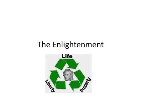 The Enlightenment. 1720-1765 in the colonies Focused on intellectual movement focused on inquiry and discovery Believed that problems could be solved.