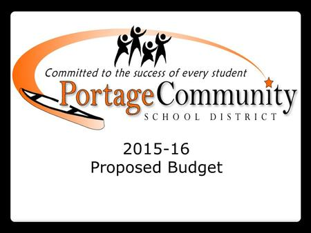 2015-16 Proposed Budget. July 1 - June 30 DISTRICT BUDGET Budget Approved in August by Finance & SB Budget Hearing/Annual Meeting in Sept. Budget Finalized.