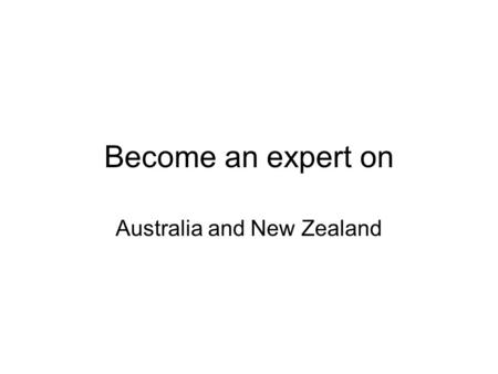 Become an expert on Australia and New Zealand. Great Dividing Range Mountain Range along Australia's south coast Divides the direction which eastern rivers.
