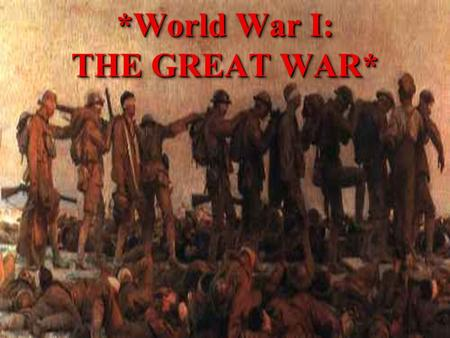 fischer thesis world war 1 What evidence did fritz fischer produce for his claim that germany  is the claim that germany caused world war 1 just another example of the old adage that the.