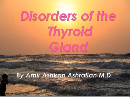  The thyroid (Greek thyreos, shield, plus eidos, form) consists of two lobes connected by isthmus  Anterior to the trachea between the cricoid cartilage.