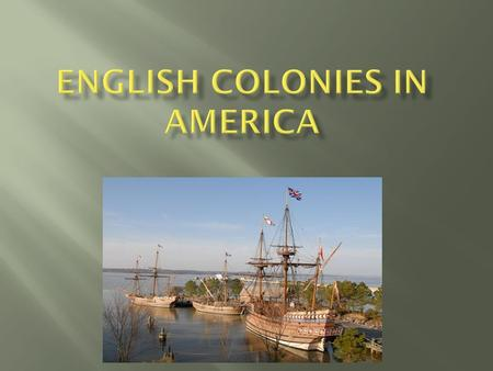 jamestown and plymouth similar Get an answer for 'what are the differences between the new england and jamestown colonies what were their reasons for jamestown and plymouth.