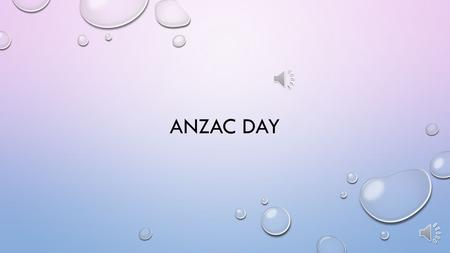 ANZAC DAY WHERE DO ANZAC BISCUITS COME IN? The original ANZAC biscuit wasn't sweet like it is today. Back then, when the war was on, it was known as.