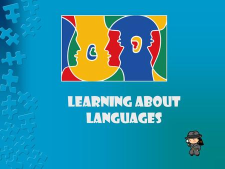 Learning about languages. You could Find out how to say 'hello' in lots of languages.