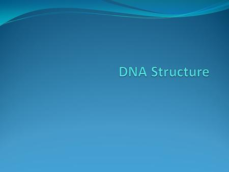 DNA Backbone alternating sugar- phosphate backbone sugar and phosphate backbone attached by a phosphodiester bond DNA is said to be read from 5' to 3'