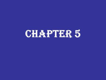 Chapter 5. Why is Planning Important Need to plan because: Investors, guide for owners and managers, direction and motivation for employees, provide an.