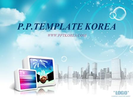 WWW.PPTKOREA.COM P.P.TEMPLATE KOREA. How To Edit The Logo? If you need to create a logo or design that you would like to include on every page, then you.