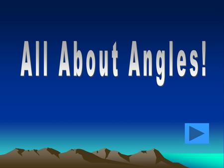 Obtuse Angles The Basics of Angles Reflex Angles Acute Angles Right Angles 2. 1. 5. 4. 3. 6. Move through the topics at your own pace The numbers are.