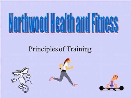 Principles of Training. The 5 Components of Fitness Cardio respiratory endurance Muscular Strength Muscular Endurance Flexibility Body composition.