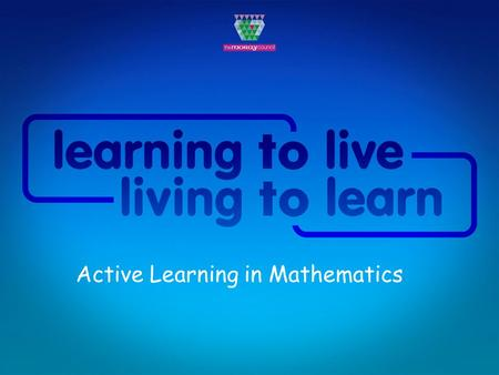 Active Learning in Mathematics
