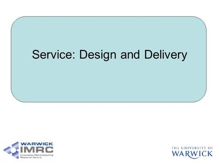 Service: Design and Delivery. To Discuss Approach Progress to date PAGB annual review of self care 2006.