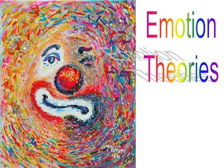 Emotion Theories.