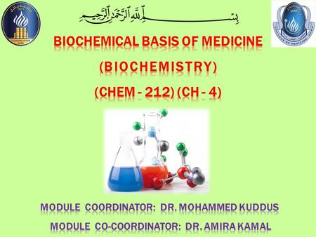  Biochemistry deals a basic understanding of the chemical compounds and their metabolic processes occurring in the cells/organisms.  Clinical biochemistry.