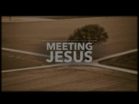 "Encountering Jesus: Real Satisfaction No one is beyond Jesus help So the Samaritan woman said to him, ""How can you—a Jew—ask me, a Samaritan woman,"