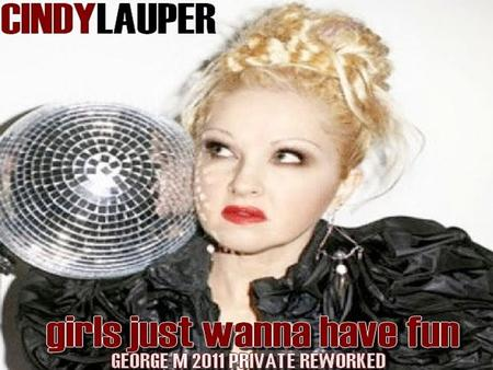 Cyndi Lauper Cyndi Lauper is an American singer who debuted in 1980 with the band Blue Angel. She began her solo career in 1983, releasing the album She's.