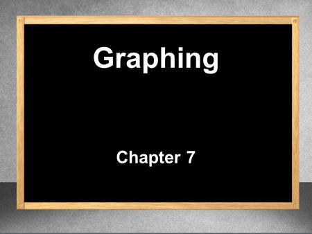 Graphing Chapter 7. Chapter 7.1 Rectangular Coordinate Systems.