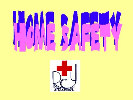  Home safety refers to the security and the state of peace one gets at home.