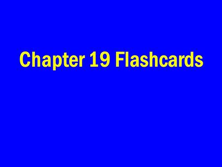 Chapter 19 Flashcards. Vocabulary: 1. Northerner congressmen who wanted to punish the South for rebelling against the federal government.