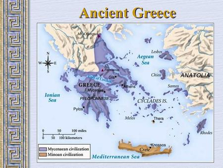Ancient Greece.
