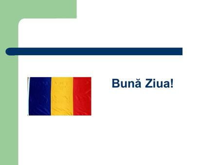 Bună Ziua!. Financial Institutions and Markets Professor Lal C. Chugh.