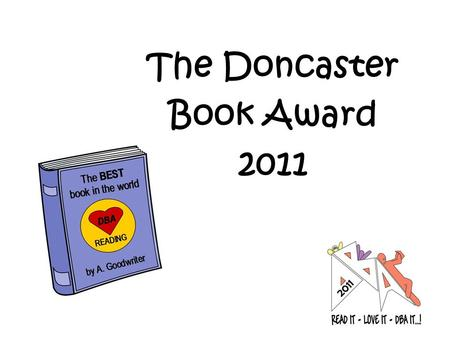 The Doncaster Book Award 2011. When Bunnies turn bad by Philip Ardagh.