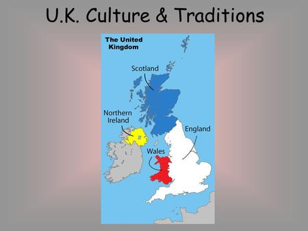 U.K. Culture & Traditions. Democracy The British government runs the UK. The leader of the government is the Prime Minister. Great Britain (UK) is a parliamentary.