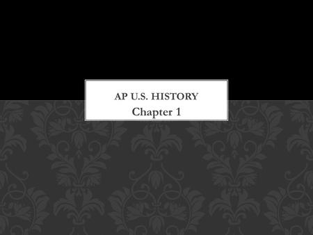 Chapter 1. CHRISTOPHER COLUMBUS COLUMBUS'S VOYAGE.