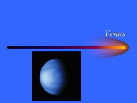"Venus. The Second Planet Earth's ""sister planet"", is slightly smaller and has similar composition. A collision to the early Venus causes it to rotate."
