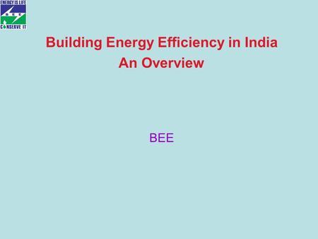 Energy efficiency in transport