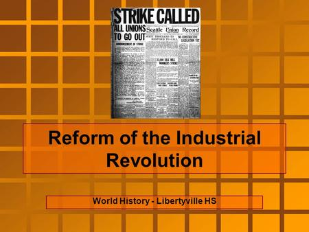 the hardship of life during the industrial revolution The industrial revolution had a labor unions during the second industrial revolution: 'that the annual loss of life from filth and bad ventilation.