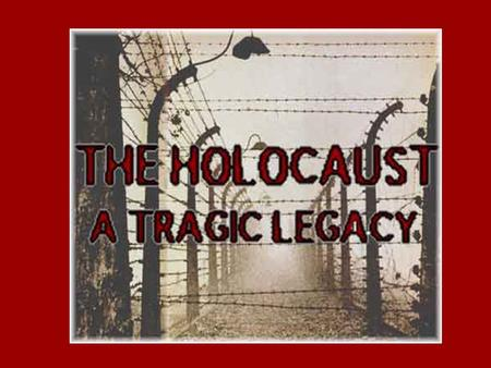 What was the Holocaust? The HolocaustThe Holocaust was the systematic annihilation of six million Jews by Adolf Hitler and the Nazis during World War.