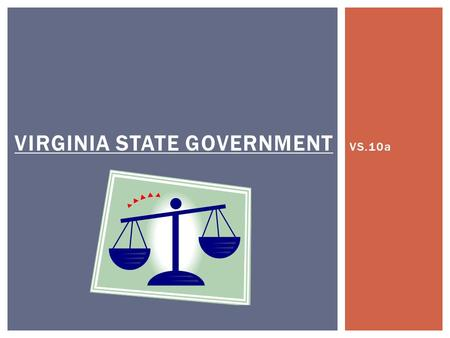 Virginia State Government