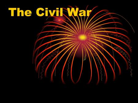 The Civil War. Causes of the Civil War  The tariff on imported goods from Europe helped the North's economy but hurt the South.  States' Rights (nullification)