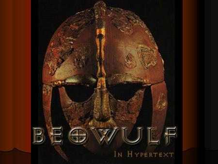 an analysis of the anglo saxon hero as defined by beowulf The beauty of anglo-saxon poetry: a prelude to beowulf created september 7, 2010 tools where you can listen to a recording of various parts of beowulf in old english anglo saxon chronicles has an introduction to they may do this analysis by using either the anglo-saxon or translated.