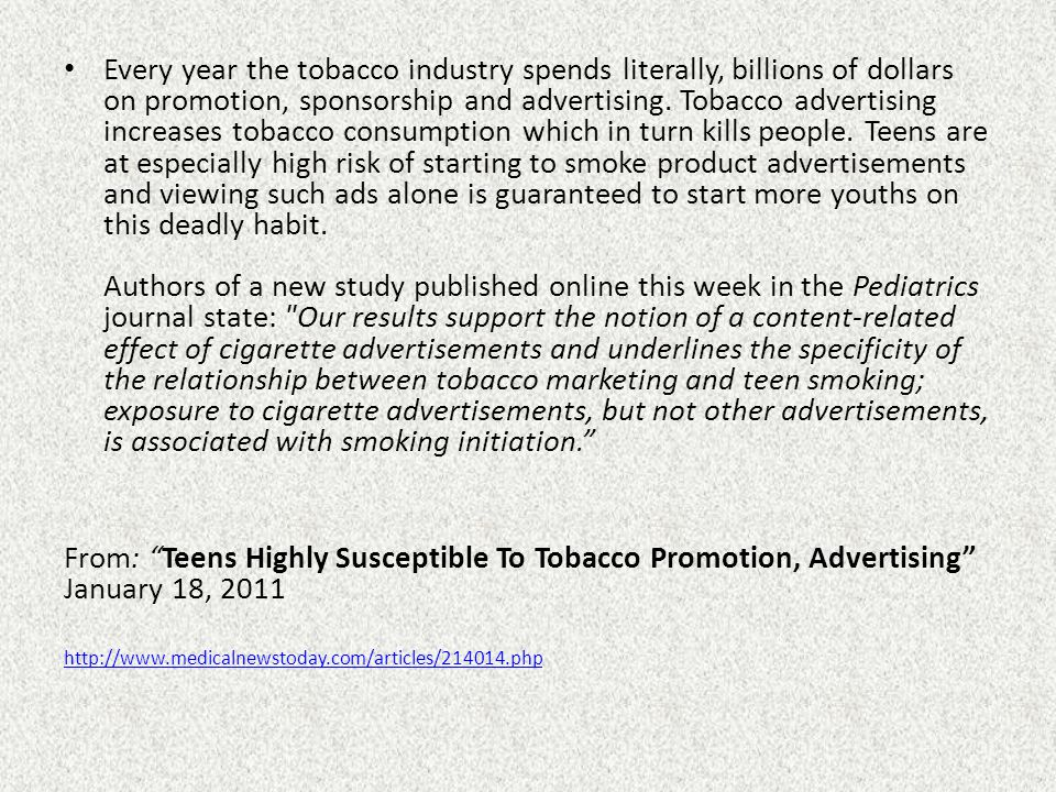 Why are tobacco companies still in business.