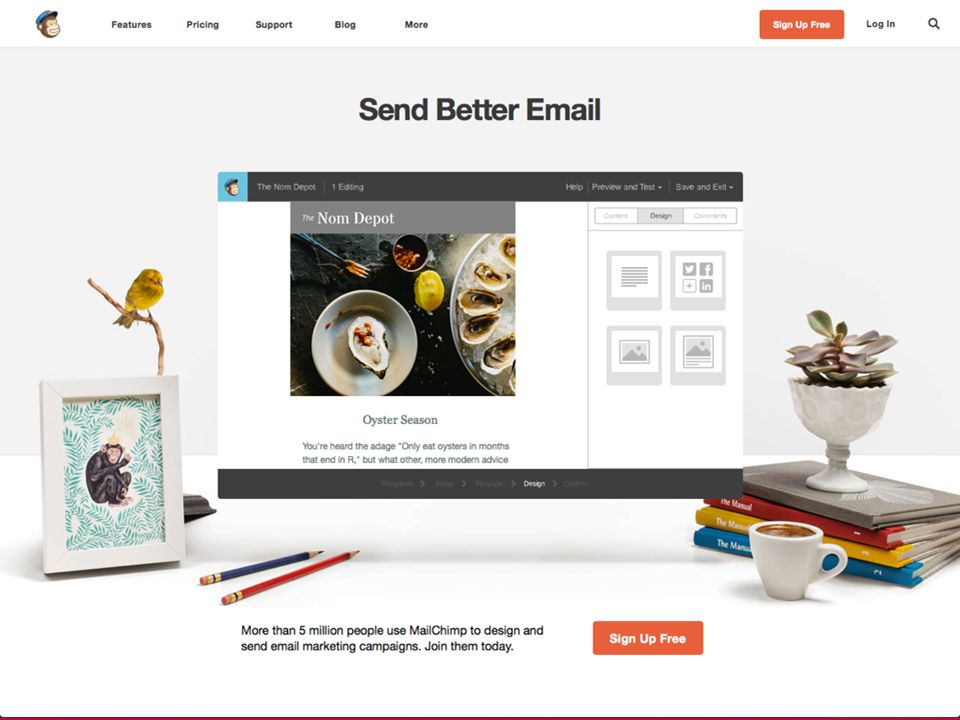 March 19, 2014Send Your Message to the Masses : : Using MailChimp  Mailchimp login