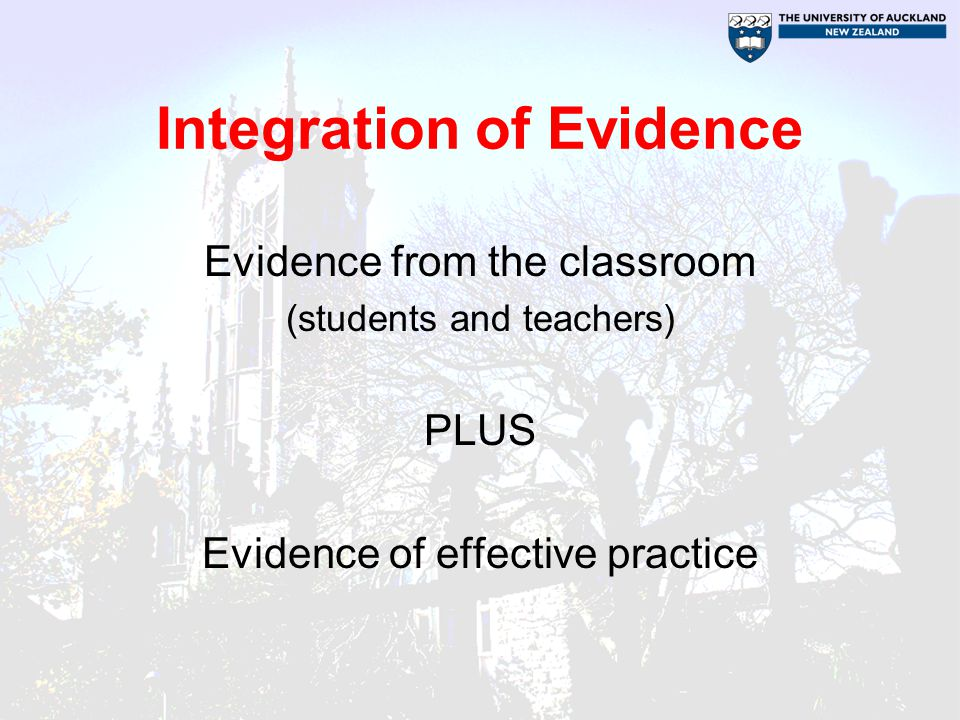 Beliefs, knowledge and Skills of School Leaders Teachers cannot do it alone To lead effectively, leaders must know enough themselves to: –Use evidence to work through the inquiry and knowledge building cycles with teachers –Help teachers to use the range of evidence to improve practice