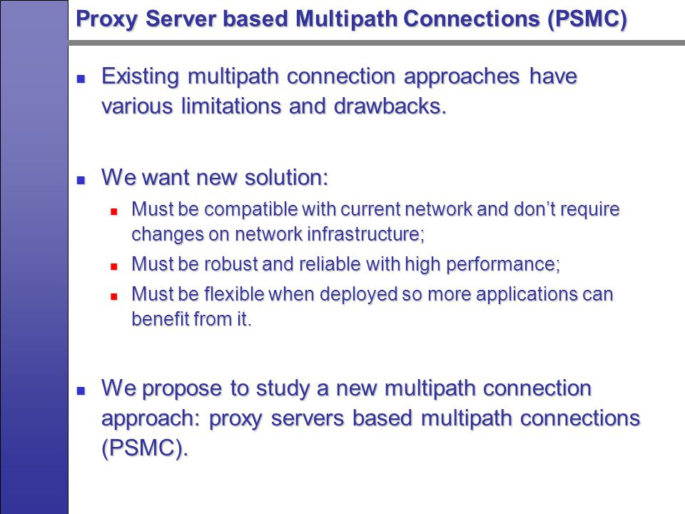 The Key Idea of PSMC The key ideas of PSMC is as followings.