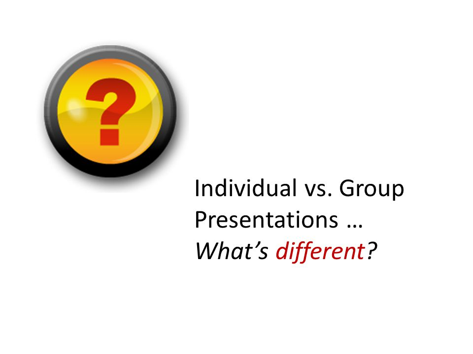 What qualities do we associate with an effective presentation and presenter?