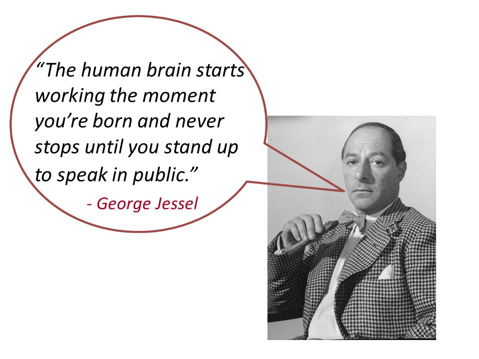How is public speaking similar to everyday conversation? How is it different?