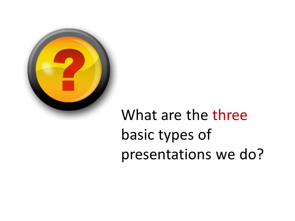 What are the four ways we generally deliver speeches?