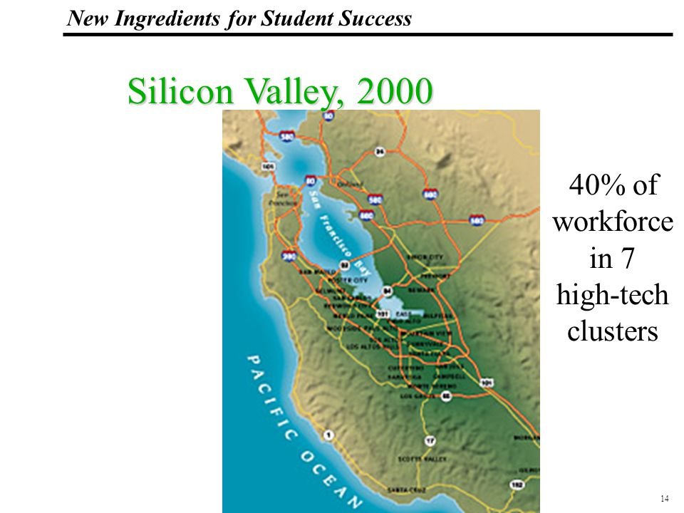 15 108319_Macros New Ingredients for Student Success VALLEY OF HEART'S DELIGHT Silicon Valley, 1970