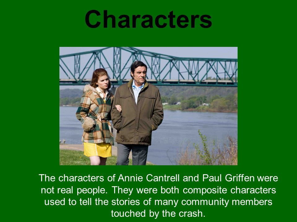 Characters The characters of Chris Griffen and Tom Bogdan (the player who overslept) were both fictional and not based on any real members of the 1970 Marshall team.