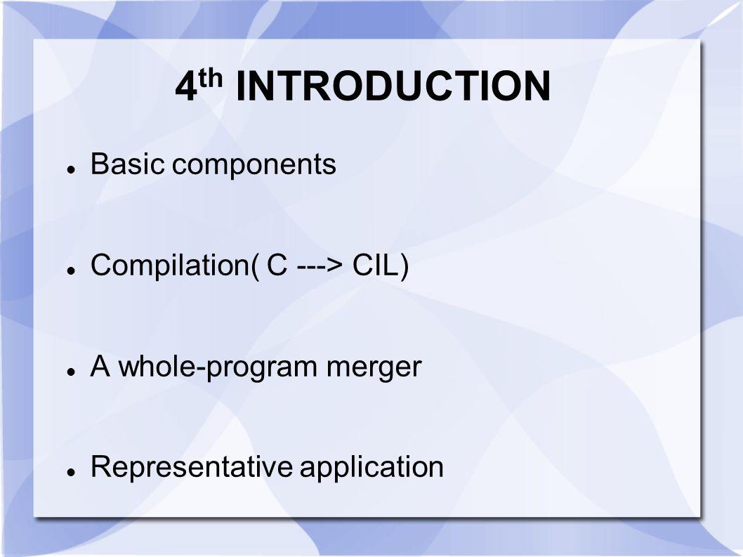 BASIC COMPONENTS Lvalue An lvalue is expressed as a pair of a base plus an offset.