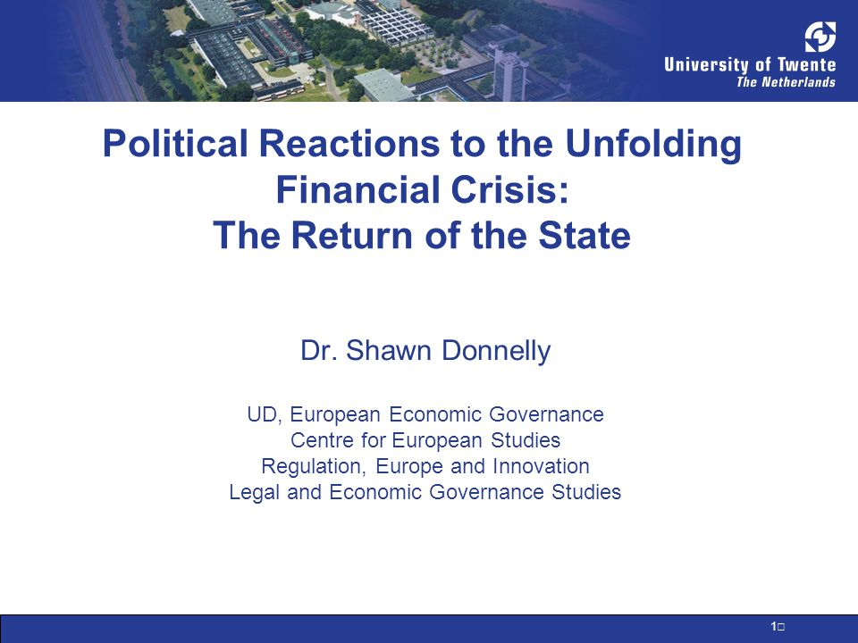2 Overview 1.Review 2. Where are we now. 3. Return of the state, Mark I 4.